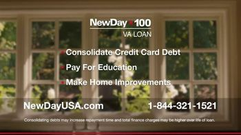 NewDay USA NewDay 100 VA Loan TV Spot, 'That's Us' - Thumbnail 5