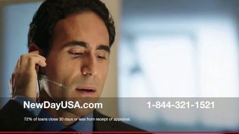 NewDay USA NewDay 100 VA Loan TV Spot, 'That's Us' - Thumbnail 6