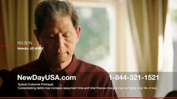NewDay USA NewDay 100 VA Loan TV Spot, 'That's Us' - Thumbnail 8