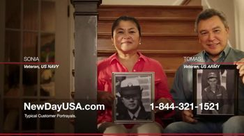 NewDay USA NewDay 100 VA Loan TV Spot, 'That's Us'