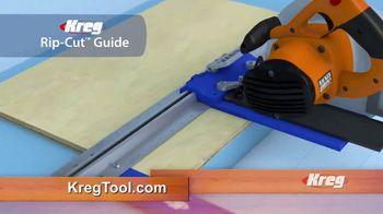 Kreg Rip-Cut Saw Guide TV Spot, 'Build Quality Projects' - Thumbnail 5