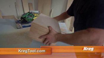 Kreg Rip-Cut Saw Guide TV Spot, 'Build Quality Projects' - Thumbnail 9