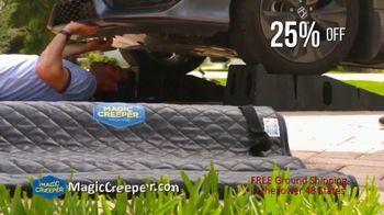 Magic Creeper TV Spot, 'Manuever Easily' Featuring Kevin Harrington - Thumbnail 10