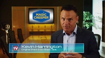 Magic Creeper TV Spot, 'Manuever Easily' Featuring Kevin Harrington - Thumbnail 2