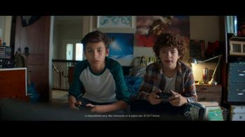 Fios by Verizon TV Spot, 'Gritos' con Gaten Matarazzo [Spanish]