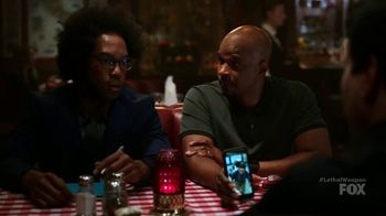 Microsoft Surface TV Spot, 'Lethal Weapon: Muse' Feat. Johnathan Fernandez - 2 commercial airings
