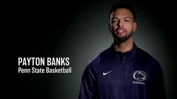 Big Ten Conference TV Spot, 'Faces of the Big Ten: Payton Banks'