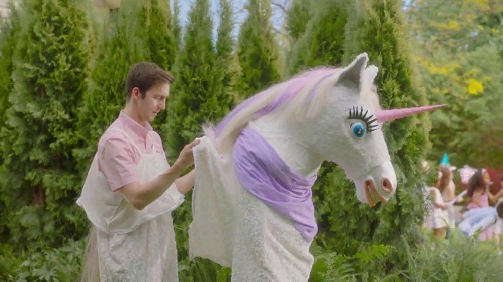 Gain Flings Tv Commercial Back Half Of The Unicorn