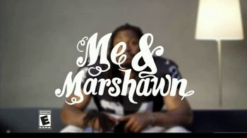 Madden NFL 18 TV Spot, 'Me and Marshawn: Two Point' Feat. Marshawn Lynch - 27 commercial airings