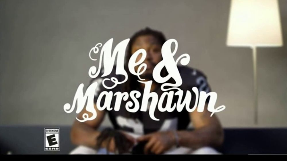 Madden NFL 18 TV Commercial, 'Me and Marshawn: Two Point' Feat. Marshawn Lynch