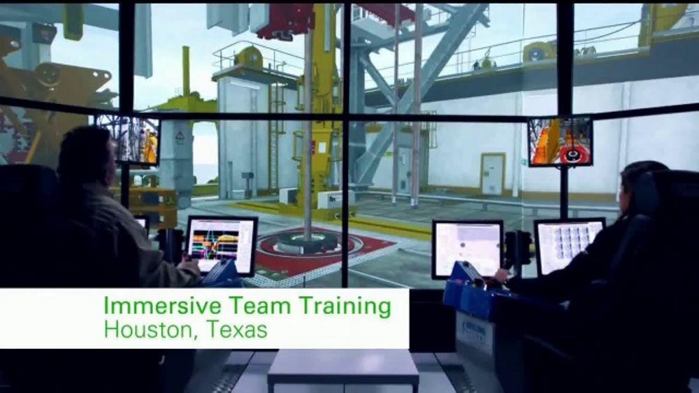 BP Safety TV Commercial, 'Immersive Team Training'