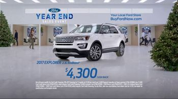 Ford Year End Sales Event TV Spot, '2017 Explorer' Song by Imagine Dragons [T2] - Thumbnail 7