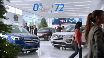Ford Year End Sales Event TV Spot, '2017 Explorer' Song by Imagine Dragons [T2] - Thumbnail 5