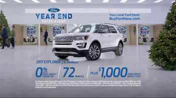 Ford Year End Sales Event TV Spot, '2017 Explorer' Song by Imagine Dragons [T2] - Thumbnail 6