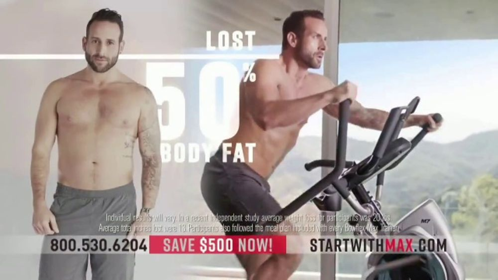Bowflex Max Trainer TV Commercial, 'The Fastest Workout'