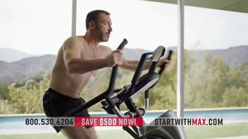 Bowflex Max Trainer TV Spot, 'The Fastest Workout' - Thumbnail 7