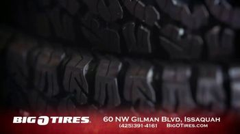 Big O Tires TV Spot, 'Pre-Paid Card and Mail-In Rebates'