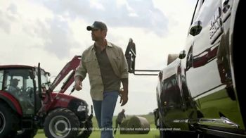 Ram Trucks TV Spot, 'Football: Long Live Ram' Song by Anderson East