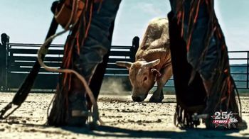 Professional Bull Riders TV Spot, '2018 Buck Off at the Garden'