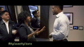 NFL TV Spot, 'My Cause My Cleats: Justice' Featuring Benjamin Watson - Thumbnail 3