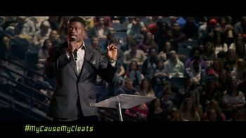 NFL TV Spot, 'My Cause My Cleats: Justice' Featuring Benjamin Watson - Thumbnail 5
