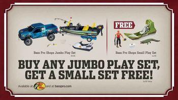 Bass Pro Shops TV Spot, 'Santa's Wonderland: Jumbo Play Set' - Thumbnail 8