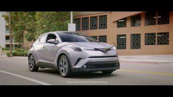 Toyota C-HR TV Spot, 'Flipping the Script: Rush Hour' [T1] - Thumbnail 1