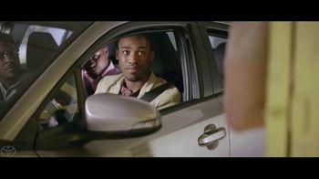 Toyota C-HR TV Spot, 'Flipping the Script: Rush Hour' [T1] - Thumbnail 7
