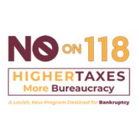 No on 118