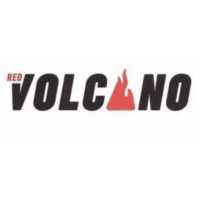 Red Volcano Pan