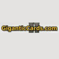 Gigantic Cards
