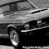 Shelby Prototype Coupes