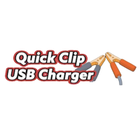 Quick Clip USB Charger