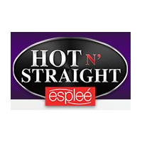 Hot N' Straight by esplee