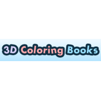 3D Coloring Books