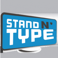 Stand N' Type