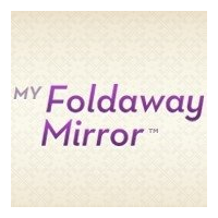 My Foldaway Mirror