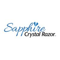 Sapphire Crystal Razor