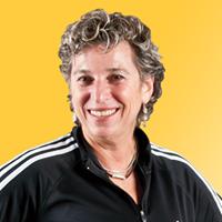 Fran Davis Racquetball
