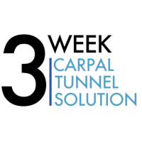 3 Week Carpal Tunnel Solution