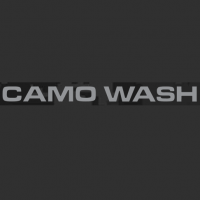 Camo Wash