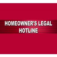 Homeowner's Legal Hotline