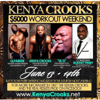 Kenya Crooks and The Real Results Experience