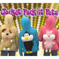 Jacket Pack it Pets