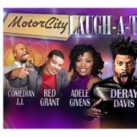 Motor City Laugh-A-Thon