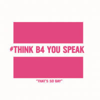 Think B4 You Speak