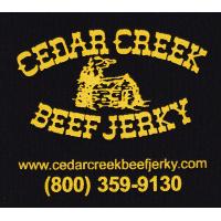 Cedar Creek Beef Jerky
