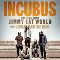 Incubus and Jimmy Eat World
